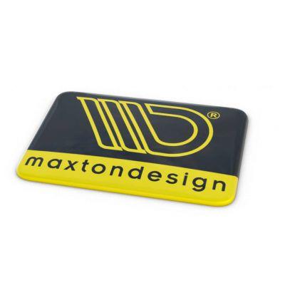 Stickers 3D Maxton Design F2 (6 Pieces)