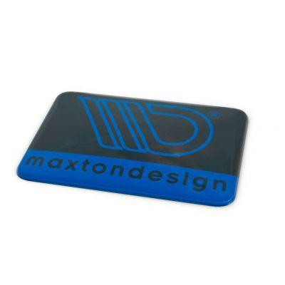 Stickers 3D Maxton Design F5 (6 Pieces)