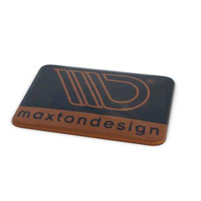Stickers 3D Maxton Design F12 (6 Pieces)