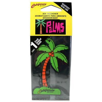 "California Scents Palms ""Newport New Car"""