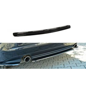 Lame centrale de Pare-Chocs arrière en ABS sans barre verticale Alfa Romeo 159