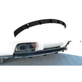Lame centrale de Pare-Chocs arrière en ABS avec barre verticale Alfa Romeo Brera