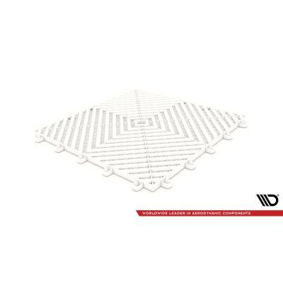 Sol modulaire Maxton Floor blanc