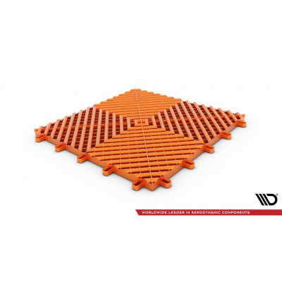 Sol modulaire Maxton Floor orange